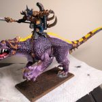 Front of the Carnosaur